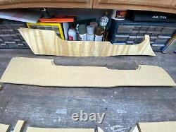 1969-70 Mustang Center Console Build Kit DIY- Build Your Own Custom Console