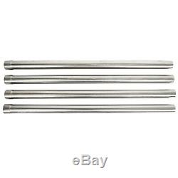 2.5 T304 Stainless Steel DIY Custom Mandrel Exhaust Pipe Straight&Bend Kit