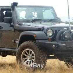 2007-2011 Jeep Wrangler JK 3.8L V6 4X4 Black Air Snorkel Air Ram Intake Kit New