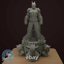Batman Beyond Armor Diorma Figure Custom Resin Model Kit DIY Paint