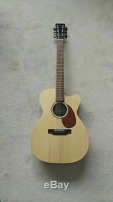 DIY Custom Luthier DREADNOUGHT or OM Guitar Kit. Claro Walnut ALL SOLID WOOD