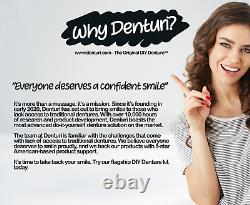 DIY Denture Kit Homemade Dentures, Custom Dentures From Home