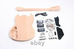 DIY Electric Guitar Starshine Electric Guitar Kits Standard Style Grover Tuner