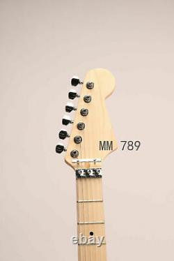 DIY Unfinished 5150 Electric Guitar Kits ASH Body Canada Maple Neck FR Bridge