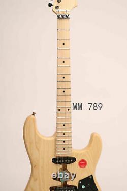 DIY Unfinished 5150 Electric Guitar Kits ASH Body Canada Maple Neck FR Bridge