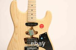 DIY Unfinished 5150 Electric Guitar Kits ASH Body Maple Neck FR Bridge