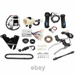 Deluxe Electric Bike Conversion Kit Motor E-Bikes Controller Custom DIY Hub