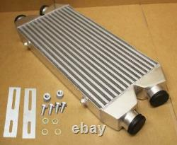 Diy High Performance Twin T3/t4 Vband Turbo Charger Kit Custom Fmic Piping Bk/br