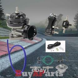 Diy High Performance Twin T3/t4 Vband Turbo Charger Kit Custom Fmic Piping Ch/bl