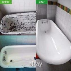 Ekopel 2K Bathtub Refinishing Kit Odorless DIY Sink And Tub Reglazing Kit 20X