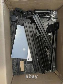 Ender-3 3D Printed 2X Frames (1 Original, 1 Custom) Great Condition
