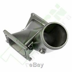 LBZ LMM Duramax 3'' Y-Bridge+Intercooler Pipe Kit Gray For 06-10 GM 6.6L Diesel