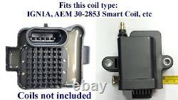 MAZDA RX-7 93-5 Plug n Play Ignition Harness + Bracket IGN1A or AEM Smart Coil