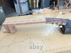Materials Custom Classical Guitar Kit Tonewood DIY