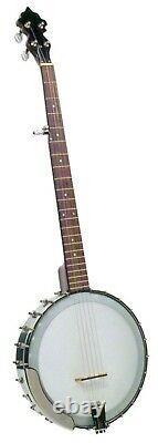 NEW Saga OK-2 Open-Back Banjo Kit 5 String Custom Builder Luthier DIY Project