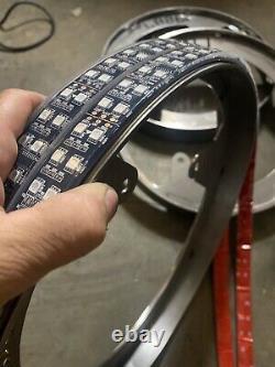 POLARIS SLINGSHOT Wheel Rings DIY Kit for LEDs With Optional Custom Wording