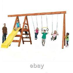 Playground Kit Playset Custom Additional Swing Set Accessories Outdoor Play DIY
