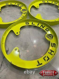 Polaris Slingshot ZSW Wheel Ring DIY Kit Customized