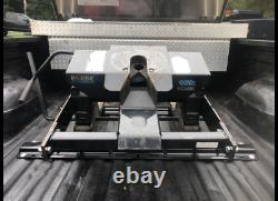Reese Towpower 30035 20,000lb Fifth Wheel Trailer Rail Kit New Free Shipping