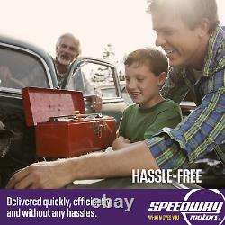 Speedway Motors DIY Custom LS Exhaust Header Fabrication Kit, 1-7/8 Inch Tube