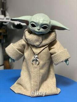Star Wars Mandalorian The Child Baby Yoda DIY 3D Printed Kit UNFINISHED