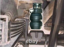 Suspension Rubber Helper Spring Kit-Enhancement System Rear DR1500DQ