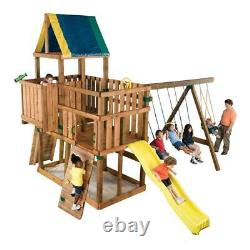 Swing-N-Slide DIY Kodiak Custom Playset Hardware Kit Swing Kids Not Playground