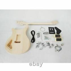 Unfinished Diy Custom 24 Se Prs Electric Guitar Kits With All Instruction