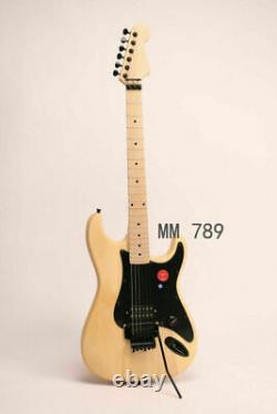 Unfinished Electric Guitar Kits Alder Body Canada Maple DIY Guitar Fast Ship