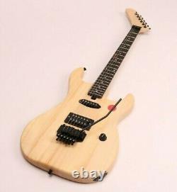 Zuwei Top Quality Unfinished Electric Guitar Kits DIY Basswood Body
